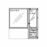 18.11.2014 года - Балк.Блок с глухим окном