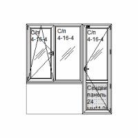 18.11.2014 года - Балк.Блок с открываемым окном